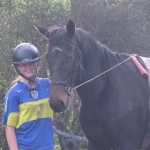 Trinity Valley horse starting